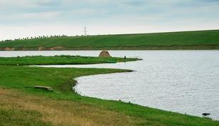 Lacul Sarulesti Sandulita Raduta